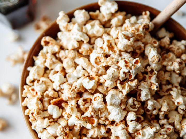 Healthy Kettle Corn Delight Fuel